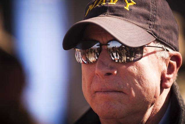 Sen. John McCain in Afghanistan