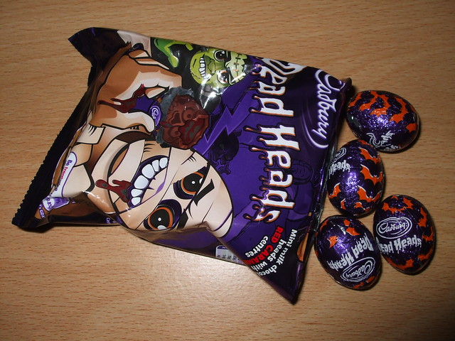 Halloween Candy 2010: Dead Heads Spilling