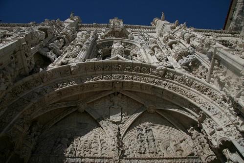 Mostero dos Jerónimos, Belém, Portugal