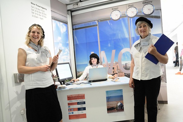 Travel Agency - Flickr CC platformlondon