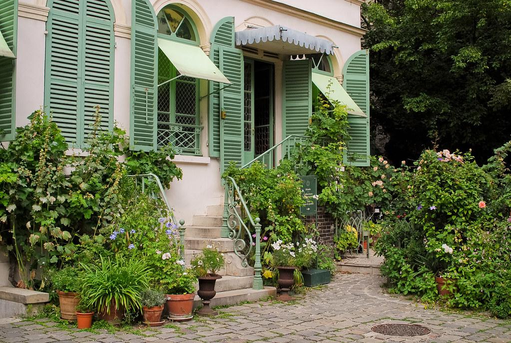 Soyez romantique et si on se promenait - Musee de la vie romantique salon de the ...