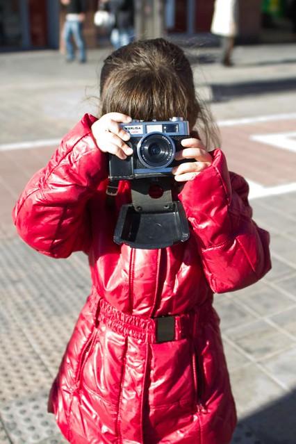 Lucía reportera