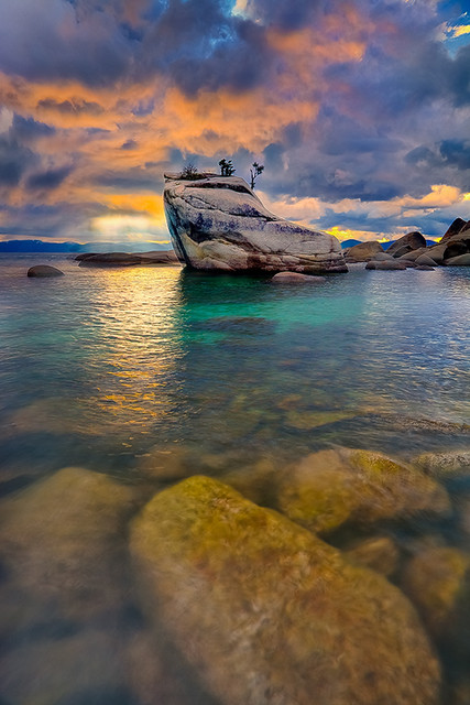 bonsai rock lake tahoe - photo #22