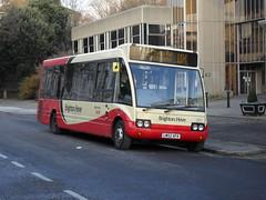 vehicle, optare solo, transport, mode of transport, public transport, dennis dart, minibus, land vehicle, bus,