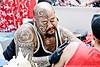TATTOO ART FEST 00883 Chimé tattoo, polynesia. Tattoo