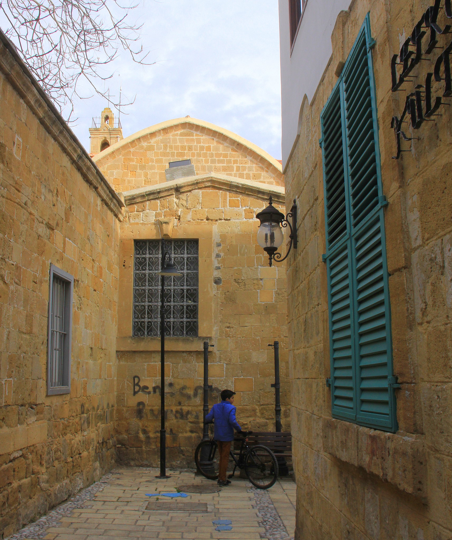 Old Town in Nicosia is a beautiful reason to visit Northern Cyprus