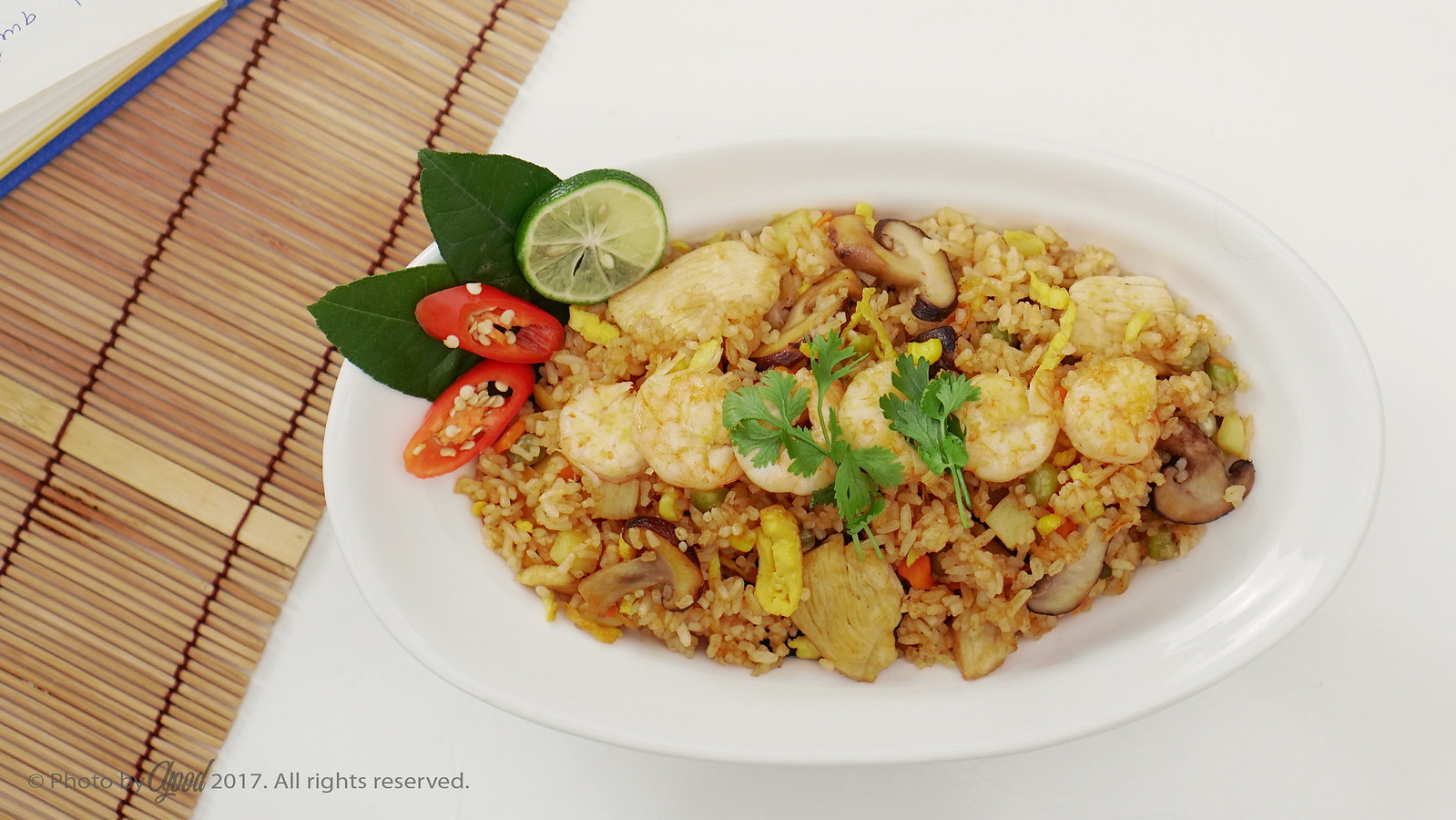 Homemade Tom Yam Fried Rice – Bring Thailand Flavor To Your Home