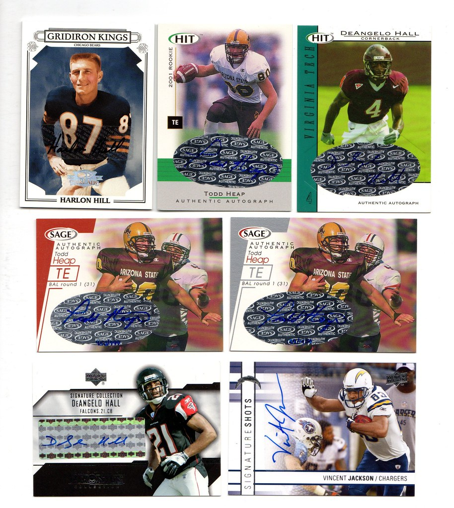 3a65b0cd7 I'm Trading Football Game-Used & Autos for Your Junk GU & Autos ...