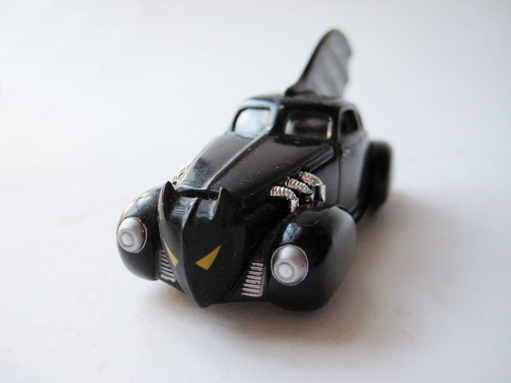 Batmobile 1940s Batman Car 8817