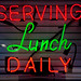 Serving Lunch Daily