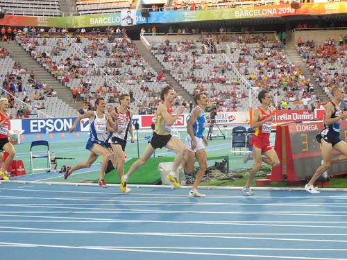European Athletic Championships Barcelona 2010