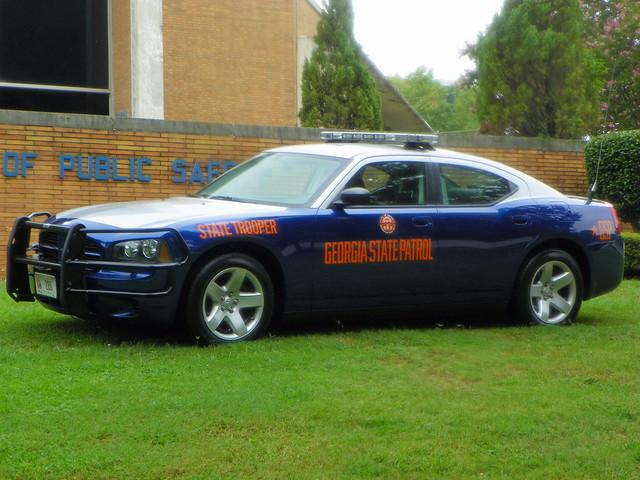 Georgia State Patrol - Rank Structure