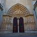 La puerta del Sarmental.Catedral de Burgos