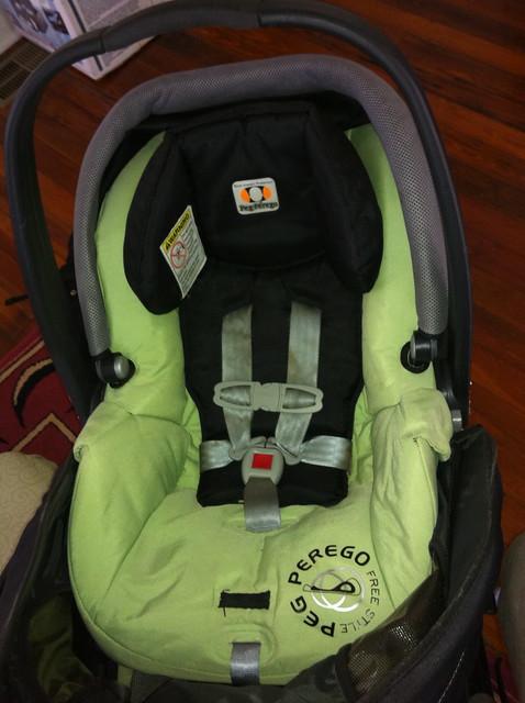 Peg Perego Infant Car Seat Reviews