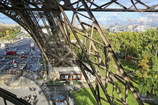 Torre Eiffel - Tour Eiffel - Eiffel Tower - 巴黎鐵塔