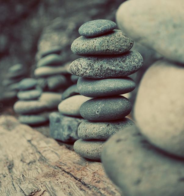 Peeking Stones