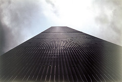 South Tower, World Trade Centre, New York, USA (Nov/Dec 2000)