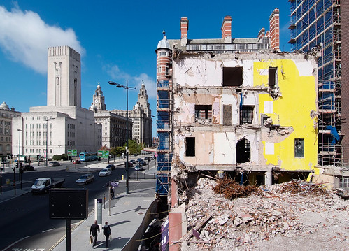The Strand - Demolition
