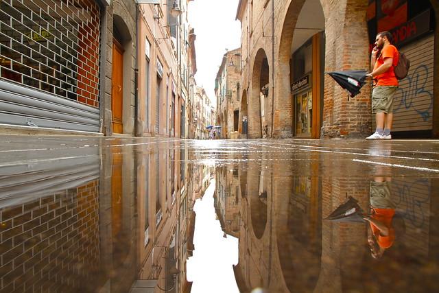 vermilion rain