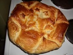 bread(0.0), banitsa(0.0), dessert(0.0), brioche(0.0), pasty(0.0), pastry(1.0), baking(1.0), tsoureki(1.0), baked goods(1.0), food(1.0), dish(1.0), cuisine(1.0),
