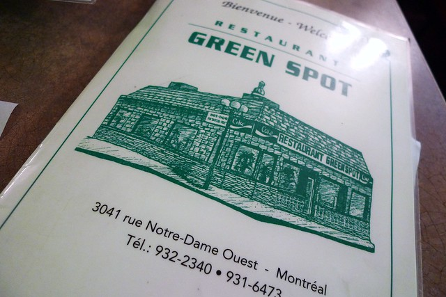 Restaurant Greenspot