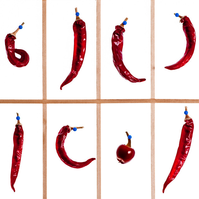 Many Chillies