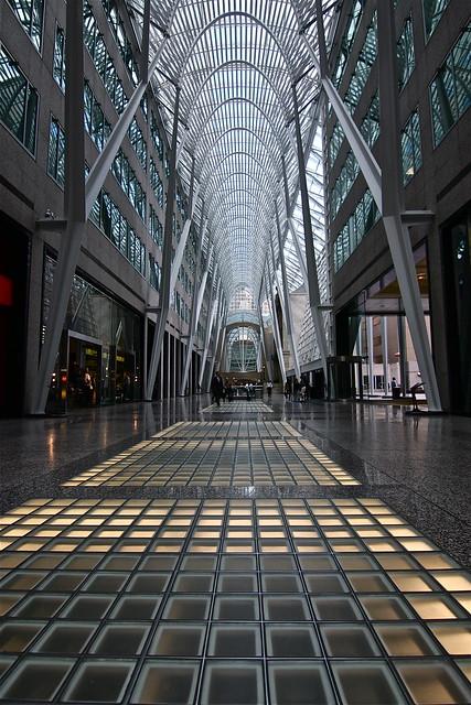 The Allan Lambert Galleria, Toronto