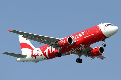 Indonesia AirAsia A320-200(PK-AXI)