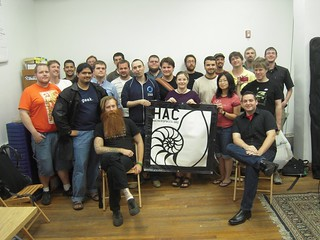 HacDC Group photo from September, 2010 Meeting