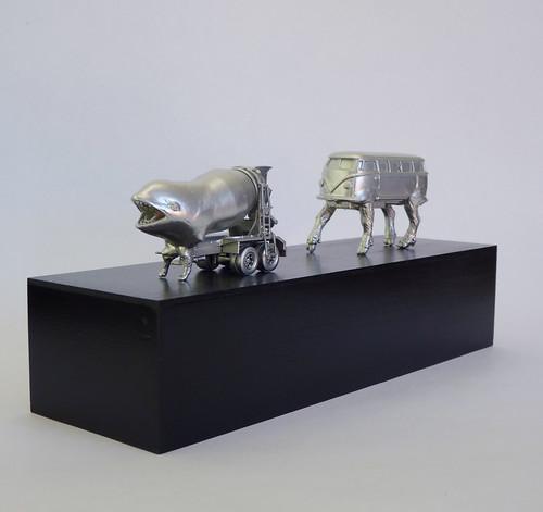 """Misako Inaoka """"VW/Whale Tanker"""""""