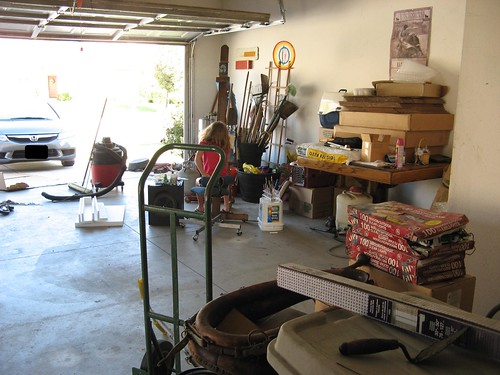 Dancing in the dark the garage studio for Garage con studio
