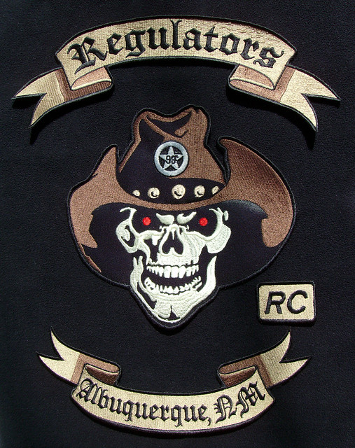 Biker Embroidered Patches  Free Embroidery Patterns