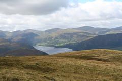 Arthur's Pike summit panorama 3