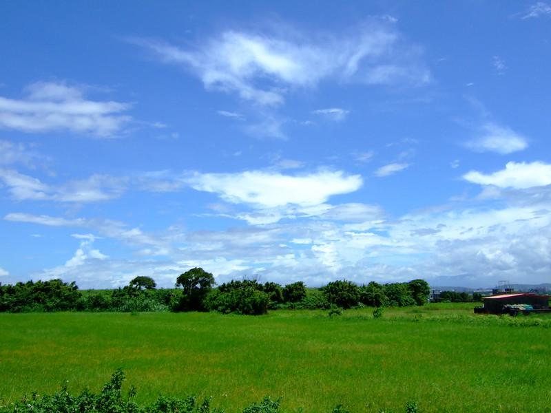 藍天白雲-2