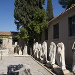 Museum at Ancient Corinth
