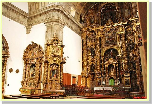 Monasterio e Iglesia de San Paio de Antealtares (Santiago de Compostela) Galicia,España
