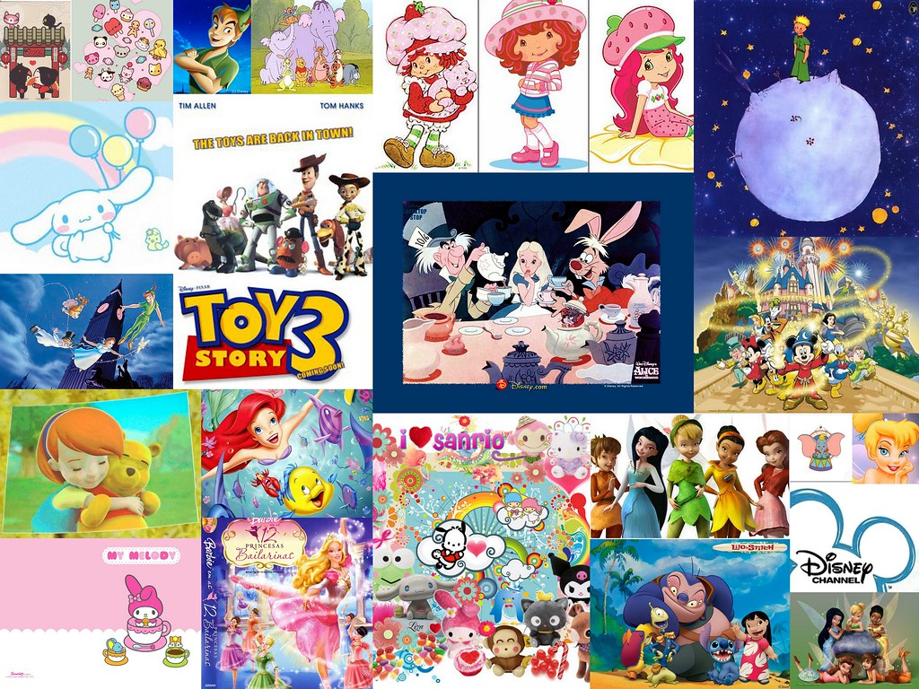 Desenhos Todos Os Personagens Que Amooo Sininho Peter Pan Flickr