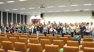 Danube Twins Teachers Forum, September 2010