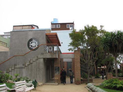 Valparaiso, Chile casa de Pablo Neruda