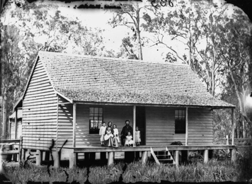 photographer queensland homestead statelibraryofqueensland verandahs slq shingleroofs williamboag
