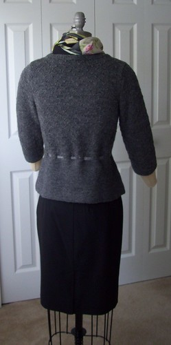 Bea cardigan back 2