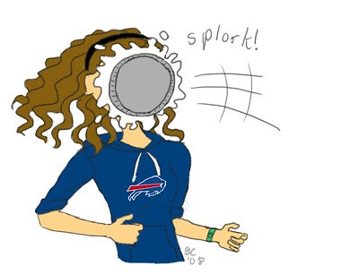 Pie in the face: What it feels like to be a Bills fan these days