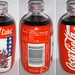 Coca-Cola One Way 300 ml Glass Wrapped Bottle Japan 1988
