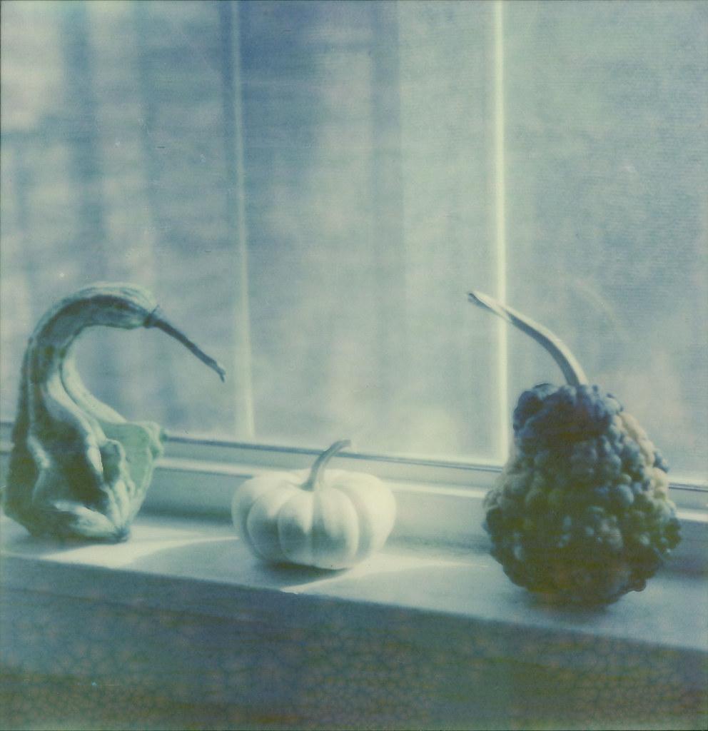 three imaginary gourds.