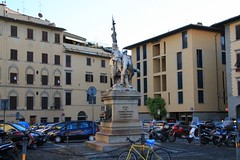Monument of Piazza Mentana