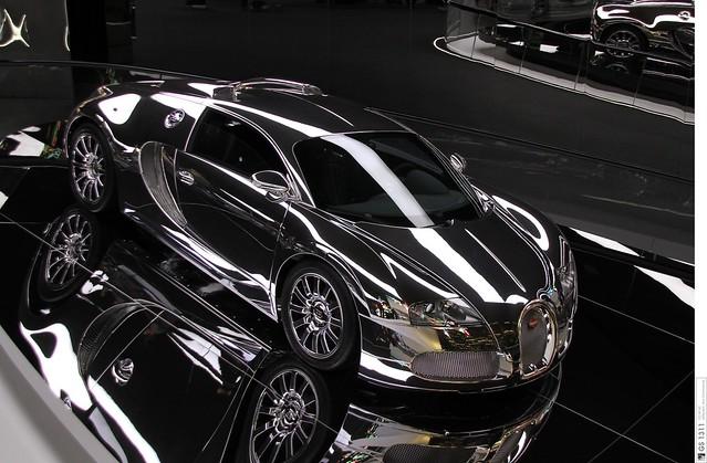 2008 bugatti veyron 16 4 mirrored verspiegelt 05 flickr photo sharing. Black Bedroom Furniture Sets. Home Design Ideas