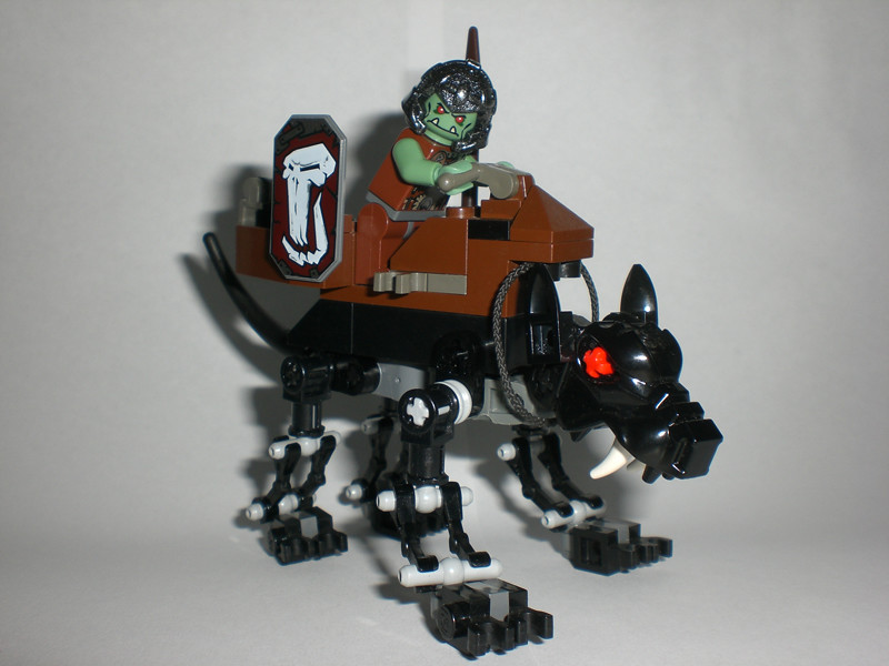 Orc Wolf Rider 01