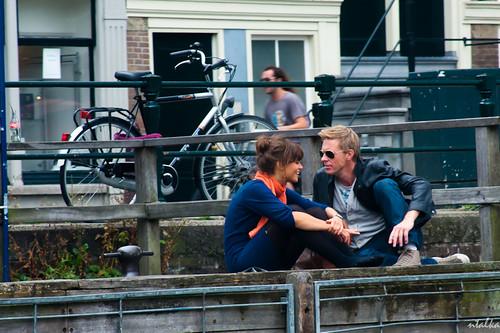 Amsterdam by ntalka