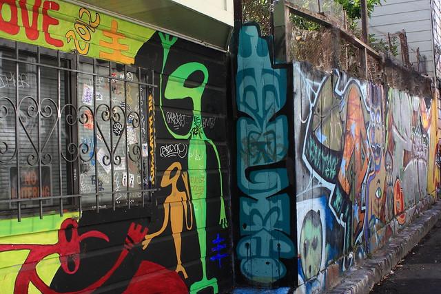 0021 Clarion Alley