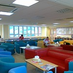 Teachers Lounge Seating Area